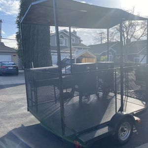 Bbq Trailer for Sale in Antioch, CA