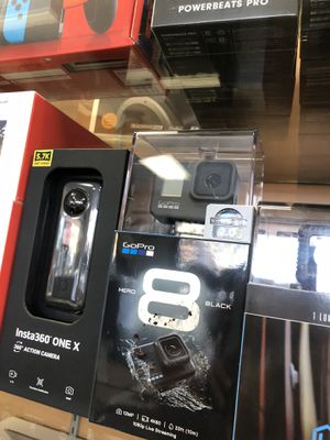 Brand New GOPro Hero 8 Camera Now Down Payment for Sale in Anaheim, CA