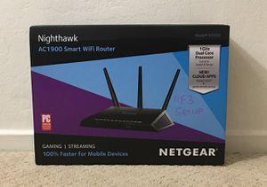 NETGEAR Nighthawk R7000 - AC1900 Dual-Band Wi-Fi 5 Router for Sale in Santa Clara, CA