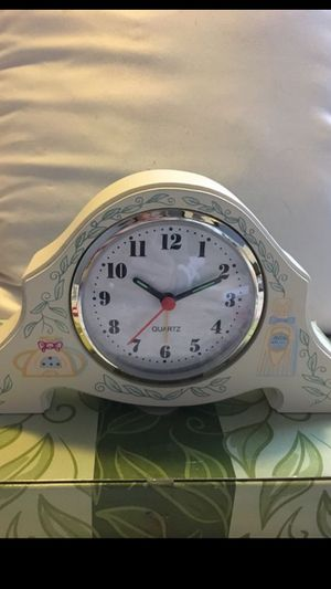 Clock with alarm for Sale in Puyallup, WA
