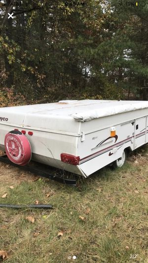 Jayco pop up camper for Sale in Townsend, MA
