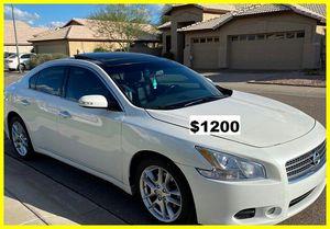 Price$12OO Nissan Maxima for Sale in Boston, MA