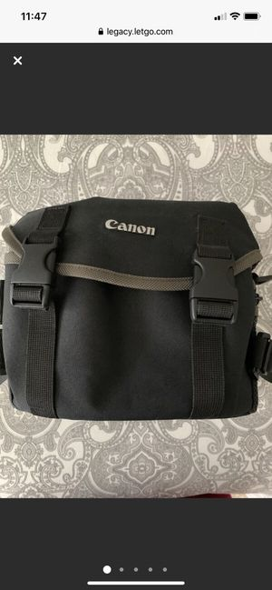 Canon camera bag for Sale in Holbrook, NY
