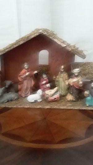 Nativity set for Sale in Hesperia, CA