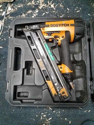 Bostitich nail gun n62fnb for Sale in Baltimore, MD
