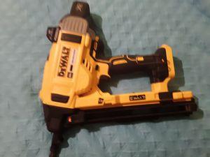 Dealt 20v brushless concrete nail gun mdl DCN 891 for Sale in Southlake, TX
