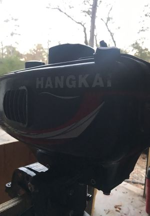 Hangkai motor for Sale in League City, TX