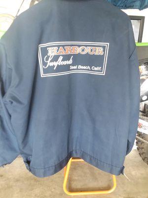 Harbour surfboards jacket garage coat XXL almost new! for Sale in Murrieta, CA