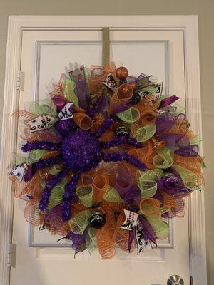 Handmade Halloween Wreath for Sale in Peoria, AZ