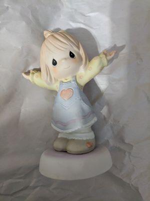Precious moments figurine for Sale in San Antonio, TX