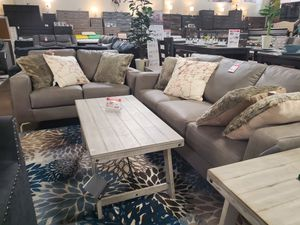 Sofa and Loveseat, Steel for Sale in Fountain Valley, CA