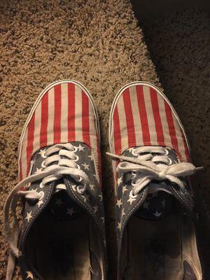 USA VANS SZ 10 for Sale in Laveen Village, AZ
