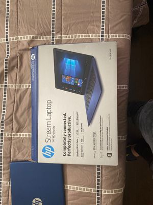 Hp Stream Laptop 14 inch display for Sale in Houston, TX
