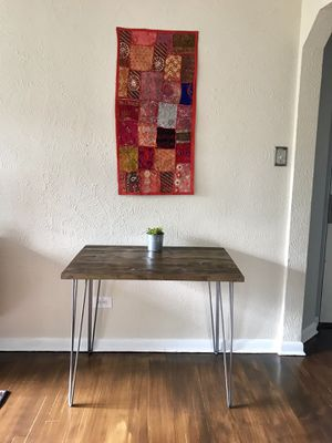 Rustic Wood Kitchen Table for Sale in Denver, CO