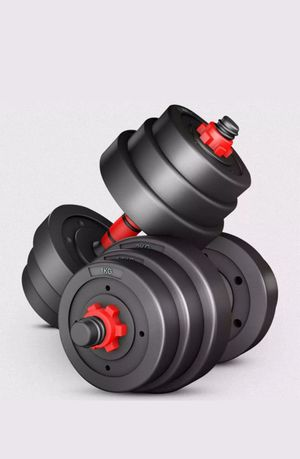 Adjustable dumbbell and barbell for Sale in Los Angeles, CA