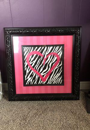 Zebra picture for Sale in Fulton, MO