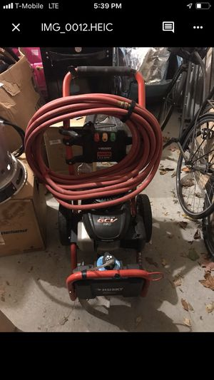 Husky washer pressure 2600 psi for Sale in West Bloomfield Township, MI