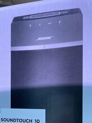 Brand New BOSE 10 blue tooth portable Speaker for Sale in Fresno, CA