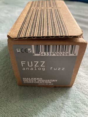 Malekko analog fuzz for Sale in Bell Gardens, CA