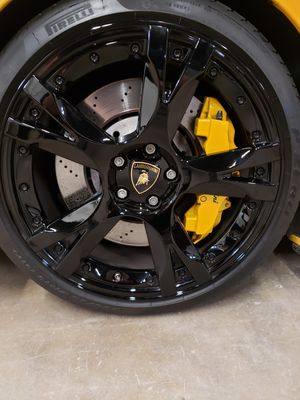Lamborghini gallardo callisto wheels for Sale in Addison, IL