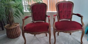 Antique set of chairs for Sale in Tacoma, WA