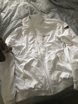 White Tommy Hilfiger Jacket for Sale in Fairfax Station, VA