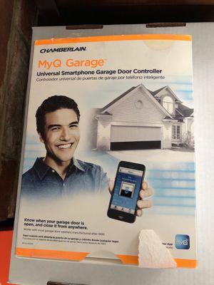 Myq Garage door controller universal smartphone for Sale in Alexandria, VA