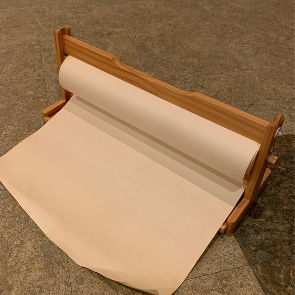 Paper Holder with Paper