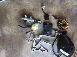 "Motorcycle Suzuki parts "" hayabusa gen1 and gsxr 1000 for Sale in Arlington, TX"