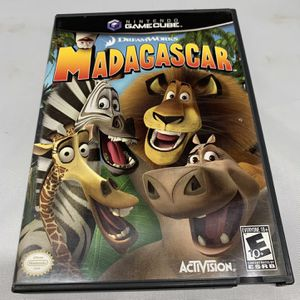 Madagascar For Nintendo GameCube Complete CIB Video Game for Sale in Camp Hill, PA