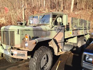 1996 AM General M35A3 2 1/2-ton 6x6 Cargo Truck for Sale in Sherman, CT