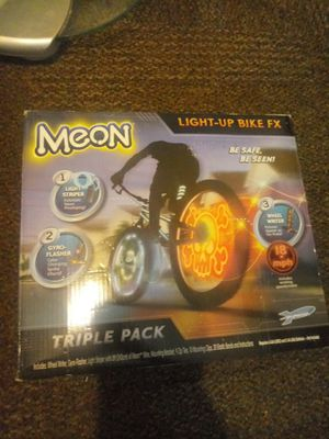 Light up bike fix triple pack kit for Sale in Tallahassee, FL
