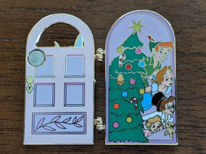 Disney LE pin 250 Tinkerbell and Peter pan for Sale in Glendale, AZ