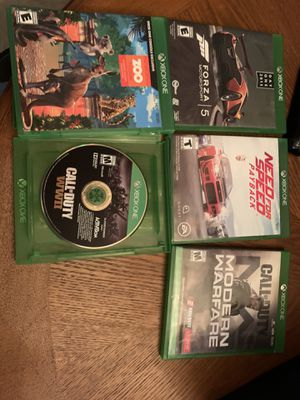 Selling Xbox One Games for Sale in Tucson, AZ
