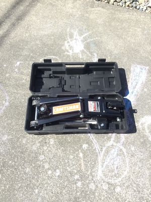 Craftsman 2.25 ton trolley jack for Sale in Missoula, MT