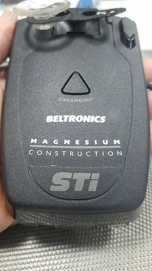 Radar Detector Beltronics STI Magnum for Sale in Miami, FL