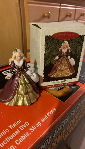 1996 holiday Barbie ornament. for Sale in Aurora, CO