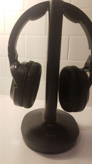Sony wireless headphone receiver for Sale in Seattle, WA