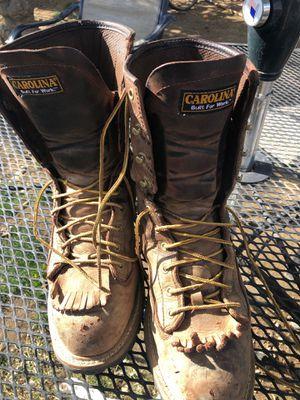 Carolina work boot for Sale in Bakersfield, CA