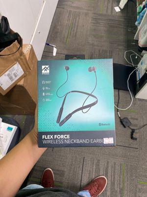 Flex Force Wireless Headphones for Sale in Lilburn, GA