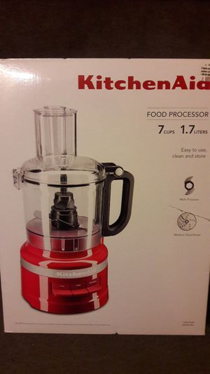 Kitchen aid food processor for Sale in Fort Wayne, IN