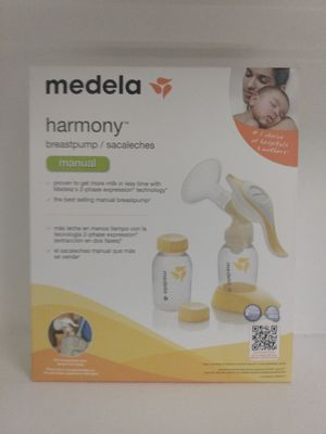 medela harmony manual breastpump/sacaleches for Sale in Springfield, VA