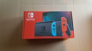 Brand new Nintendo Switch console V2 32gb for Sale in Snohomish, WA
