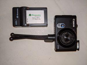 Cannon S110 Vlogging camera for Sale in Eugene, OR