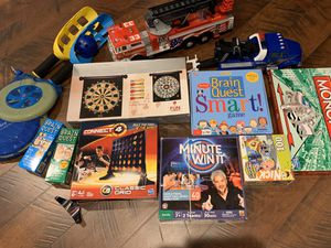 Brain games, Board Games, Puzzles, toys for Sale in Franklin Township, NJ