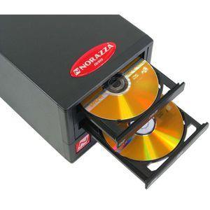 Norazza DVD121E Professional CD/DVD Duplicator in EX Cond! No PC required! for Sale in Alafaya, FL