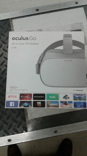 Oculus Go all-in-one VR headset, layaway available for Sale in Tampa, FL