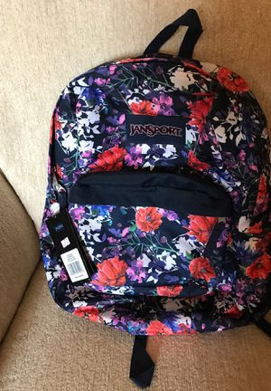 JANSPORT BACKPACK ORIGINAL BRAND NEW for Sale in San Diego, CA