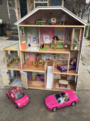 Barbie doll house for Sale in Dallas, TX