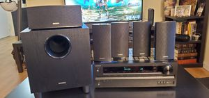 !!! USED ONKYO SURROUND SOUND STERO SYSTEM!!! for Sale in New Rochelle, NY